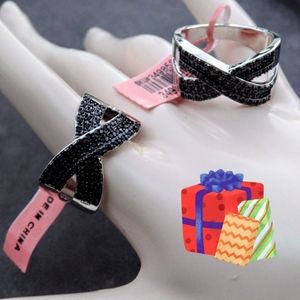 Jewelry - Thai Black Spinel Crystal Ring